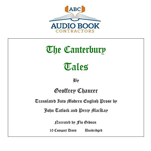 The Canterbury Tales (Classic Books on CD Collection) [UNABRIDGED] (Classics on Cd)