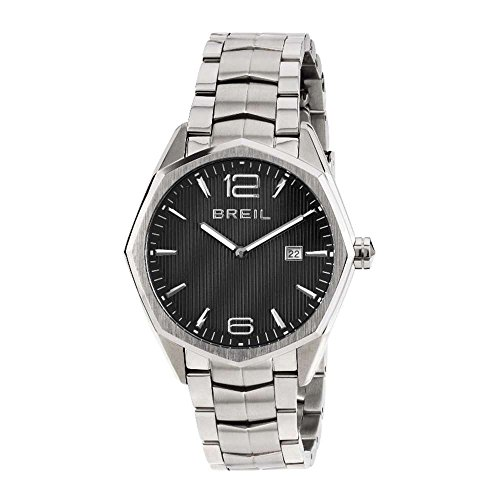 BREIL Watch Eight Male Only Time Black - TW1705