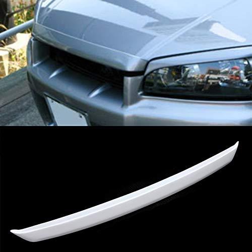 FRP Fiber GlassFor NISSAN R34 GTT Type R Style URAS Hood Bonnet Lip