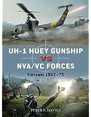 UH-1 Huey Gunship vs NVA/VC Forces: Vietnam 1962–75