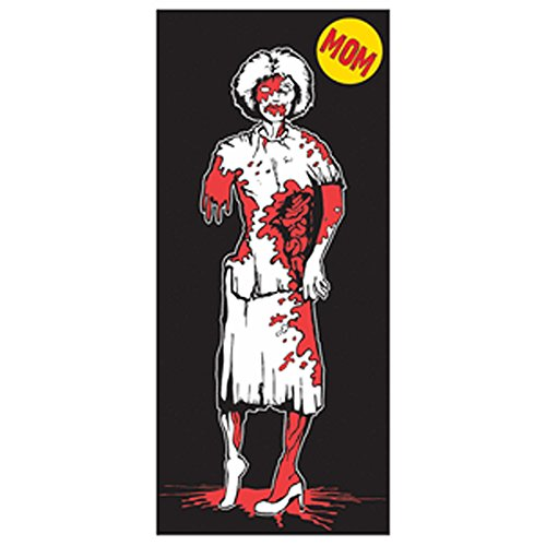 Mom Zombie Family Cling by Express Design Group