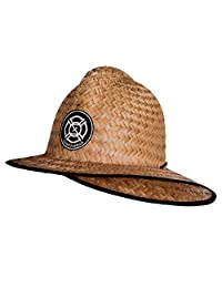 Saint Florian Clothing The Straw Firefighter Hat