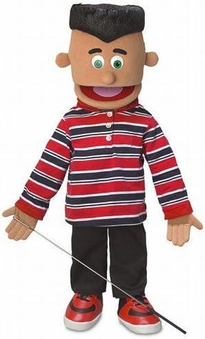 "B004FRZR48 25"" Jose, Hispanic Boy, Full Body, Ventriloquist Style Puppet 41UJQtnDBAL"