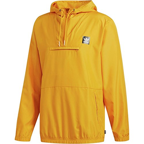 's Skateboarding Hip Packable Jacket, Tactile Yellow, 2XL ()