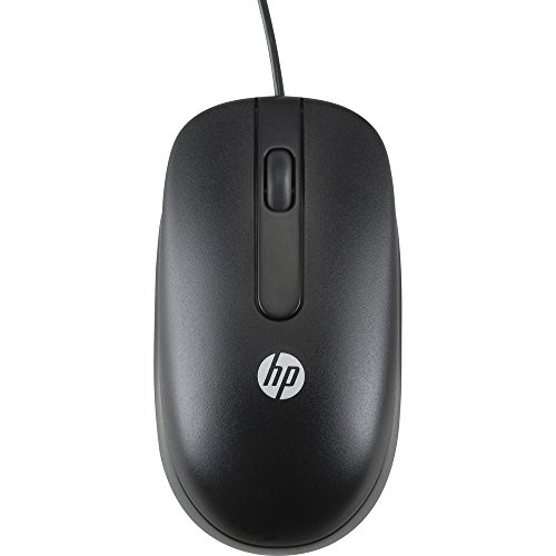 Hewlett Packard Mouse Laser (hp 3-Button 1000dpi Scroll Wheel USB Wired PC Computer Laser Mouse QY778AT)