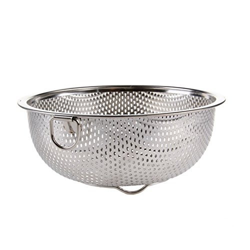 1Pc Kitchen Mesh Sifter Colander Strainer Sieve Rice Food Basket Cleaning Gadget Kitchen Clips Stainless Steel Tools from JJCFYP