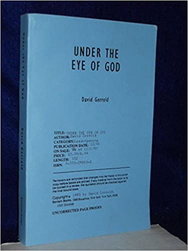 Under the Eye of God (uncorrected page proofs)