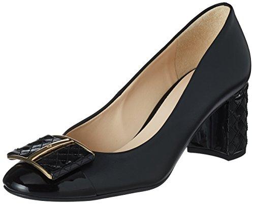 10 Escarpins 0100 Noir 5060 Femme Schwarz Högl 4 zxq511