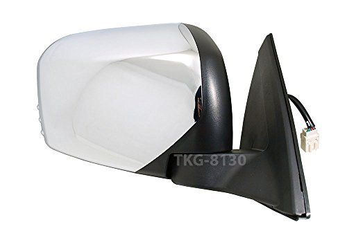 1 Right Side Electric Power Mirror Side Rear View Mitsubishi Triton ML MN 2005-2014