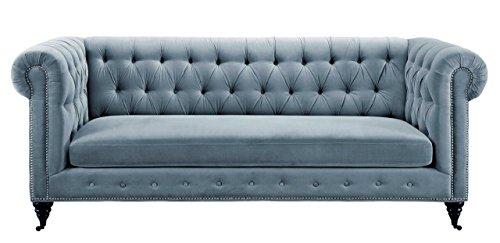 Furniture Collection Elegant Velvet Upholstered