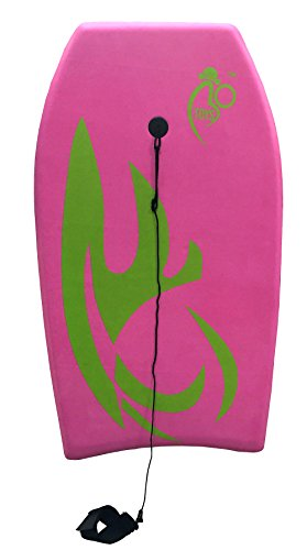 Bo-Toys Body Board Lightweight with EPS Core (Pink