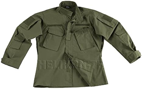Helikon Hombres CPU Camisa Legion Forest Polycotton R//S