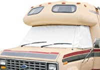 Classic Accessories 78684 OverDrive RV Windshield Cover, White, For Ford '92 - '03