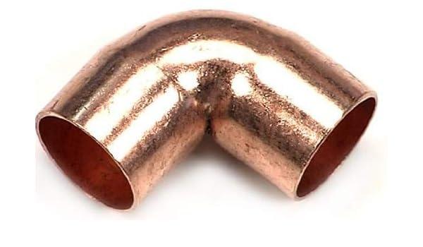 Solder Bronze NIBCO BF0220LC LF 3//4 CXM 90 Elbow Forged 0.785 ID 0.75 OD