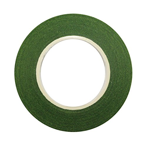 decora-1-2-wide-dark-green-floral-tapes-for-bouquet-stem-wrap-florist-tape