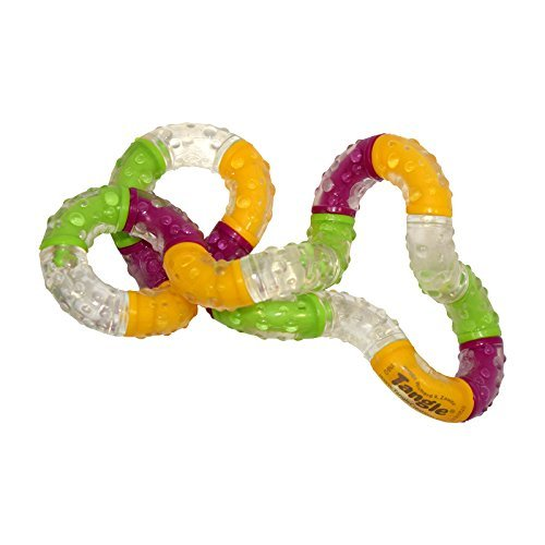 Therapy Tangle (Tangle Relax Therapy (Purple and Yellow))