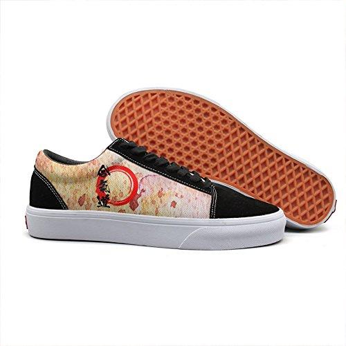 Fashion women girls Vintage I Do Aikido designer slip on Footwear Casual sneakers shoes (Ufc Footwear)