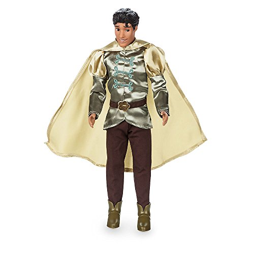 Frog Prince And Princess Costume - Disney Prince Naveen Classic Doll - The Princess and the Frog - 12 Inch