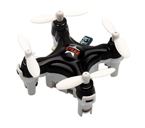 world smallest quadcopter - 1