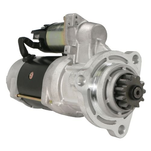 DB Electrical SDR0286 Starter For Freightliner International Caterpillar Cummins DD60 Series N14, C15, C13, ISM, C12, L10, 3406, 3176, M11,Classic, Columbia, FL FLC 110/120 / FLD112 / 120