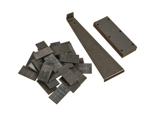 Pergo Laminate Flooring - QEP 10-26 Laminate Flooring Installation Kit with Tapping Block, Pull Bar and 30 Wedge Spacers