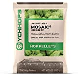 Hopunion US Hop Pellets for Home Brew Beer Making (US Mosaic)