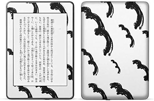igsticker kindle paperwhite 第4世代 専用スキンシール キンドル ペーパーホワイト タブレット 電子書籍 裏表2枚セット カバー 保護 フィルム ステッカー 050731