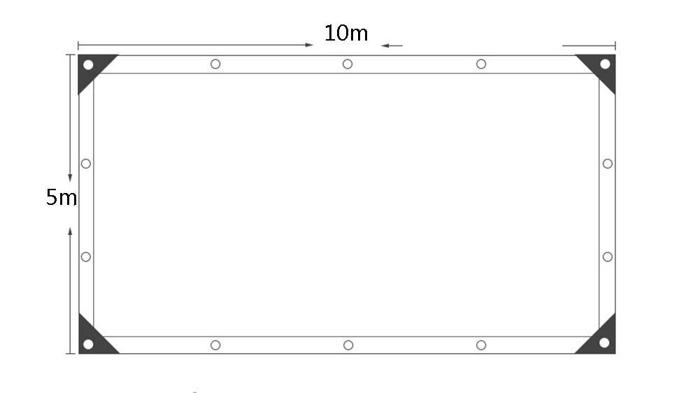 Solar Malla Sombrilla Tejado Sombra Balc/ÓN Jard/ÍN Techo Cobertizo Terraza Malla Defensas UV Cobertizo Parasol Pin 3,Disponible En Una Variedad De Tama/ños,Negro