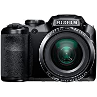 Fujifilm FinePix S6800 16MP Digital Camera with 30x...
