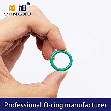 Size: OD 28mm, Thickness: 2.4mm Gimax 5PCS//lot Green FKM Rubber O-Rings Seals 2.4mm Thickness 21//22//23//24//25//26//27//28//29//30mm OD O Rings Seal Gasket Rings Washer