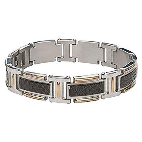 - INOX Joe Joseph Abboud Link Bracelet