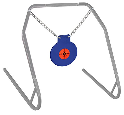 Gunpowder Gear 8'' Gong Shooting Target with Stand by Gunpowder Gear
