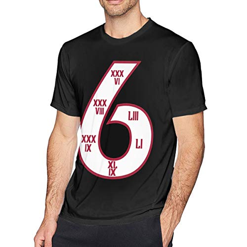 New England Brady Belichick 6 Time Champs Classic XL Black