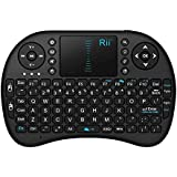 Rii Mini i8 2.4GHz Multi-media Portable Wireless Handheld Mini Keyboard with Touchpad Mouse