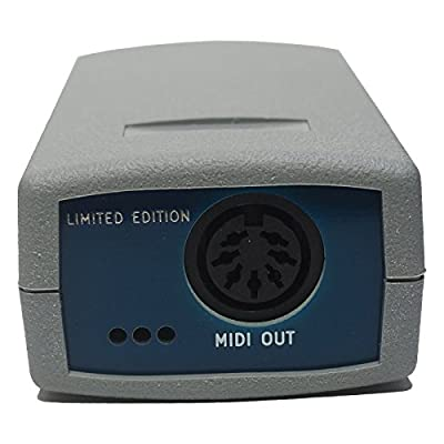 USB MIDI Host Module - Create a real MIDI OUT port for your pure USB MIDI controllers from Serdaco