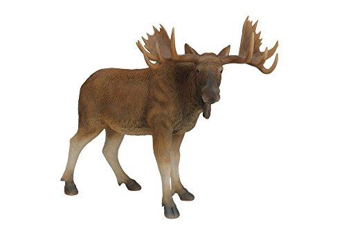Moose Line (Hi-Line Gift Ltd Standing Moose Statue)