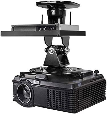 TDCQQ Proyector Soporte |Montar en el Techo o Pared de ...