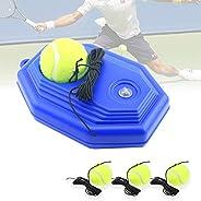 New Tennis Trainer Rebound Ball Tennis Ball Trainer Self-Study Baseboard Player Training Aids Practice Tool Su