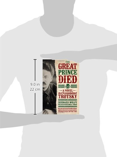 The Great Prince Died: A Novel about the Assassination of Trotsky