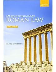 Borkowski's Textbook on Roman Law