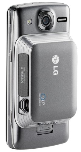 LG SMP 100 LIGHTWEIGHT MOBILE PROJECTOR