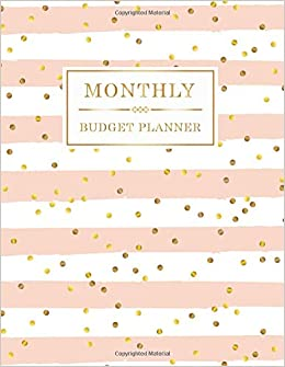 monthly budget planner weekly expense tracker personal finance
