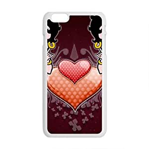 Betty Boop Cell Phone Case for iPhone plus 6