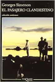 El pasajero clandestino (Volumen independiente): Amazon.es