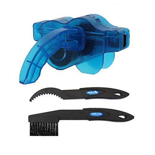 leaner Bicycle Cleanning Kit Brushes Maintenance Accessories ()