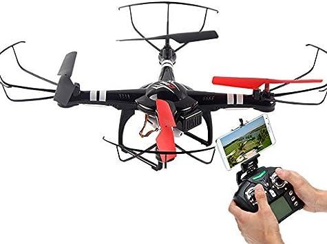 Drone WLToys Q222K Con FPV a Smartphone y Control de Altura: Amazon.es: Juguetes y juegos