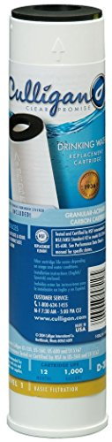 Price comparison product image Culligan D20 Undersink Replacement Water Filter