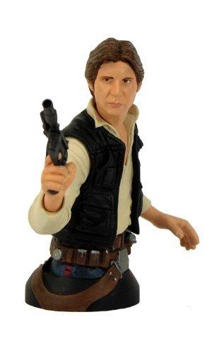 (Gentle Giant Star Wars - Bust-Ups - Series 6 - Han Solo)