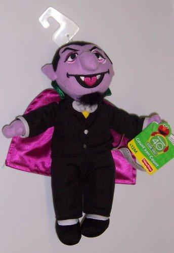 Sesame Street Count Von Count 9in Plush