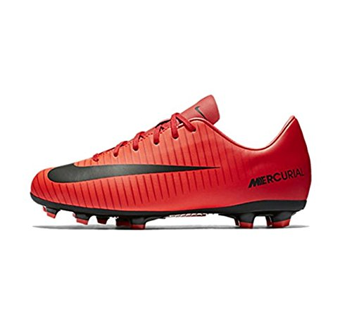 NIKE University Mercurial Shoes Black Victory Men Multicolor Vi Red bright Fg Cr Footbal s rFrwEqTz